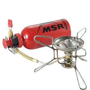 MSR(エムエスアール) ウィスパーライト 36406アウトドアギア ストーブガソリン シングルバーナーストーブ バーべキュー クッキング クッキング用品 キャンプ用バーナー おうちキャンプ ベラ