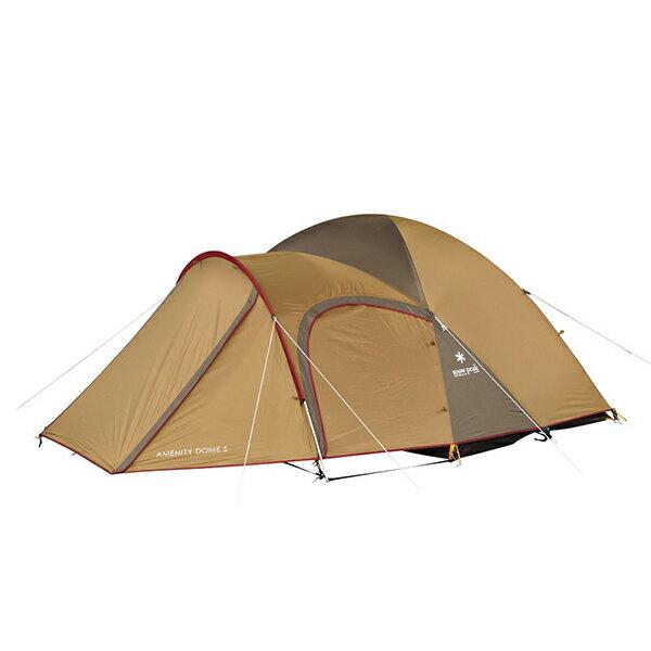 納期:2019年02月中旬snow peak(スノーピーク) アメニティドームS SDE-002RHブラウン 三人用(3人用) テント タープ キャンプ用テント キャンプ3 アウトドアギア