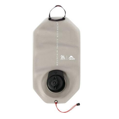 MSR(エムエスアール) ドロムライトバッグ/2L 38583グレー バッグ アウトドア アウトドア ハイドレーション ハイドレーションパック アウトドアギア