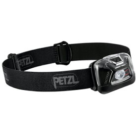 PETZL(ペツル) タクティカ ブラック E093HA00アウトドアギア LEDタイプ ランタン ヘッドライト ブラック おうちキャンプ ベランピング