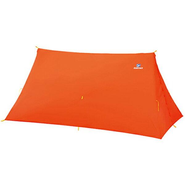 finetrack(ファイントラック) ツエルト2ロング OG FAG0123オレンジ 二人用(2人用) テント タープ ツエルト・ツエルトポール ツエルト・ツエルトポール アウトドアギア