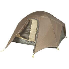 NEMO(ニーモ・イクイップメント) ロシストーム 4P キャニオン NM-LSST-4P-CYブラウン 四人用(4人用) オールシーズンタイプ テント タープ キャンプ用テント キャンプ4 アウトドアギア