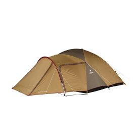 ★エントリーでポイント最大12倍!snow peak(スノーピーク) アメニティドームL SDE-003RHブラウン 六人用(6人用) テント タープ キャンプ用テント キャンプ6 アウトドアギア