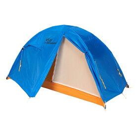 DUNLOP(ダンロップ) コンパクトアルパインテント1人用/VS-10 VS-10アウトドアギア 登山2 登山用テント タープ ブルー おうちキャンプ ベランピング