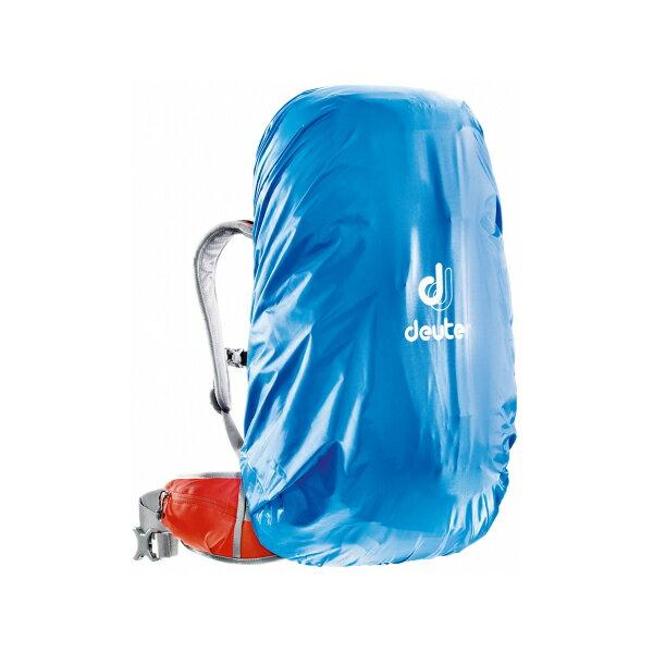 deuter(ドイター) レインカバーIIクールブルー D39530男女兼用 ブルー ザックカバー バッグ用アクセサリー バッグ アウトドアギア