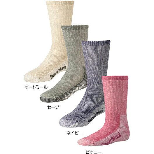 SmartWool(スマートウール) Ks ハイクミディアムクルー/ネイビー/M SW72038子供用 ネイビー 靴下 メンズウェア ウェア ソックス ウール アウトドアウェア