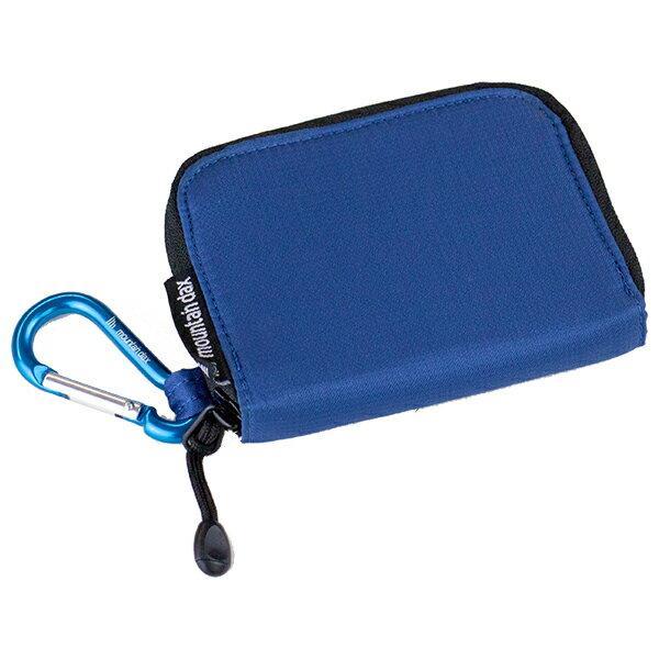 Mountain.DAX(マウンテンダックス) アルパイン ワレット/ブルー DA-57013ブルー メンズ財布 ケース ポーチ、小物バッグ ワレット・財布 アウトドアギア