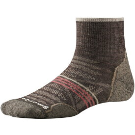 SmartWool(スマートウール) Ws PhDアウトドアライトミニ/トゥプ/S SW71125001004アウトドアウェア 女性用ソックス ソックス レディースウェア 靴下 ブラウン 女性用