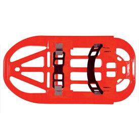 ★エントリーでポイント10倍!belmont(ベルモント) スノーウォーク(ゴムバンド付) PI-1493アウトドアギア 登山 トレッキング スノーシュー レッド