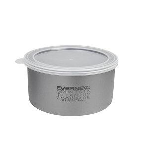EVERNEW(エバニュー) Ti Storage pot 560 ECA613アウトドアギア 単品クッカーチタン 単品クッカー バーべキュー クッキング クッキング用品 おうちキャンプ ベランピング