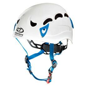 climbing technology(クライミングテクノロジー) ギャラクシー ホワイト/ブルー CT-42017アウトドアギア 登山 トレッキング ヘルメット ホワイト