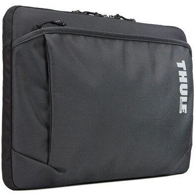 THULE(スーリー) Thule Subterra 15 MB Sleeve 2017ブラック TSS-315衣類収納ボックス 収納用品 生活雑貨 ポーチ、小物バッグ ポーチ、小物バッグ アウトドアギア