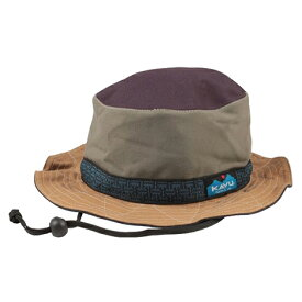 KAVU(カブー) StrapBucketHat/Ugly/S 11863452ブラウン 帽子 メンズウェア ウェア ウェアアクセサリー キャップ・ハット アウトドアウェア