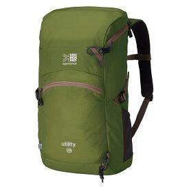 karrimor(カリマー) ユーティリティ 20/アボカド 500775-8610アウトドアギア デイパック バッグ バックパック リュック グリーン おうちキャンプ
