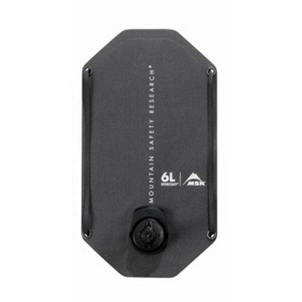 MSR(エムエスアール) ドロメダリーバッグ/6L 38587ブラック バッグ アウトドア アウトドア ハイドレーション ハイドレーションパック アウトドアギア