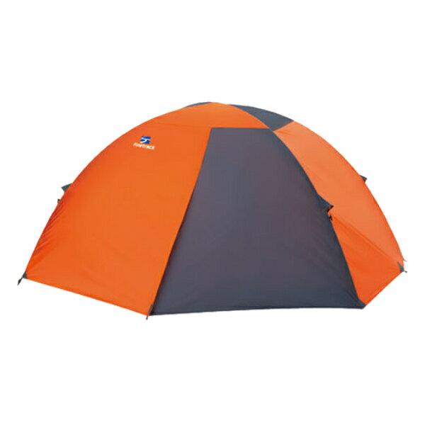 finetrack(ファイントラック) カミナドーム2 OG/GY FAG0312オレンジ 二人用(2人用) テント タープ 登山用テント 登山2 アウトドアギア