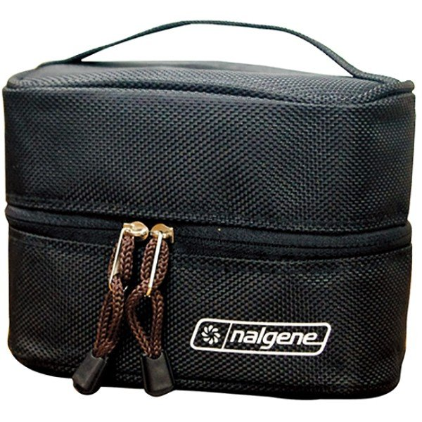 NALGENE(ナルゲン) HDコンテナポーチBK 92287ブラック クッキング用品 バーべキュー アウトドア クッキング用品収納バッグ クッキング用品収納バッグ アウトドアギア