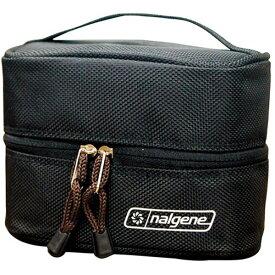 NALGENE(ナルゲン) HDコンテナポーチBK 92287アウトドアギア クッキング収納バッグ クッキング用品収納バッグ アウトドア 燃料 ブラック おうちキャンプ ベランピング
