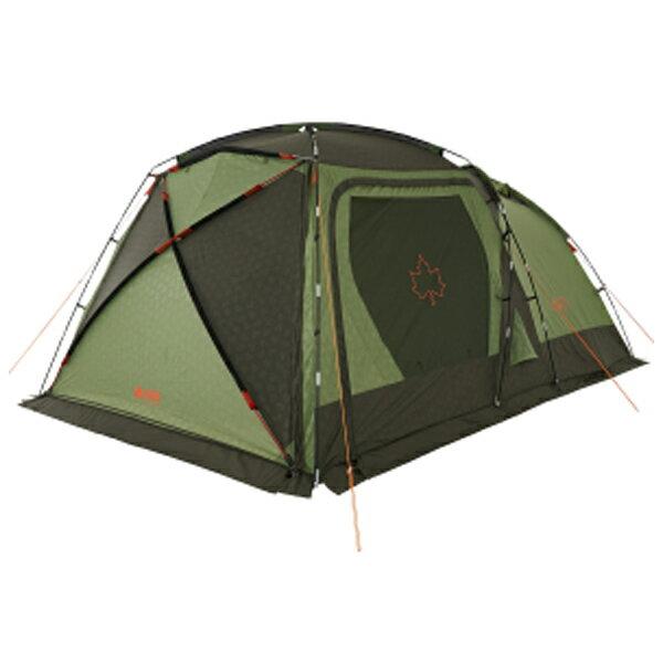 納期:2019年07月中旬OUTDOOR LOGOS(ロゴス) neos PANELスクリーンドゥーブル XL-AI 71805010グリーン 五人用(5人用) テント タープ キャンプ用テント キャンプ5 アウトドアギア