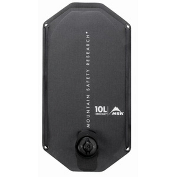 MSR(エムエスアール) ドロメダリーバッグ/10L 38588ブラック バッグ アウトドア アウトドア ハイドレーション ハイドレーションパック アウトドアギア
