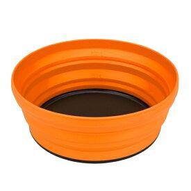 SEA TO SUMMIT(シートゥーサミット) X-ボウル/オレンジ ST84041001アウトドアギア テーブルウェア(ボール) テーブルウェア アウトドア キャンプ用食器 皿 オレンジ おうちキャンプ ベランピング