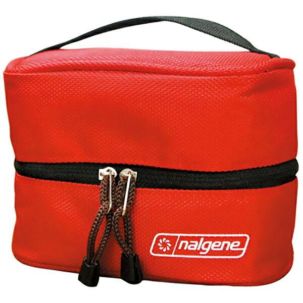 NALGENE(ナルゲン) HDコンテナポーチRD 92288レッド クッキング用品 バーべキュー アウトドア クッキング用品収納バッグ クッキング用品収納バッグ アウトドアギア