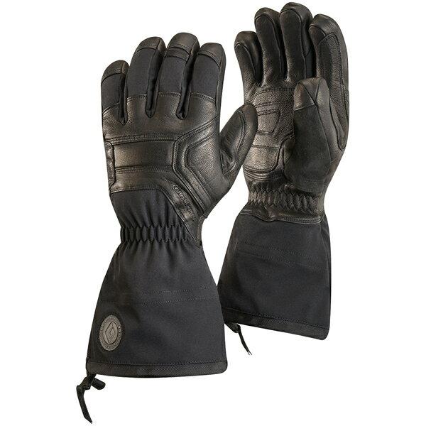 Black Diamond(ブラックダイヤモンド) ガイド/ブラック/XS BD75054男女兼用 イエロー ウインタータイプ(冬用) 手袋 メンズウェア ウェア ウェアアクセサリー 冬用グローブ アウトドアウェア