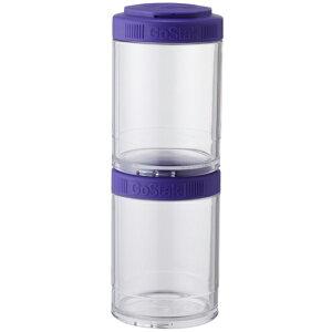 Blender Bottle(ブレンダーボトル) ゴースタック /プラム/2パック 150cc 53508アウトドアギア 調味料入れ アウトドア バーべキュー クッキング クッキング用品 パープル