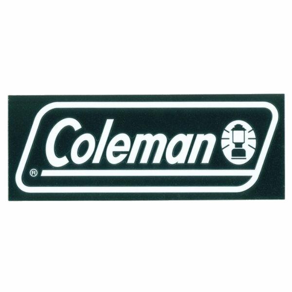 Coleman(コールマン) オフィシャルステッカー/L 2000010523デカール ステッカー エアロパーツ アウトドアギア