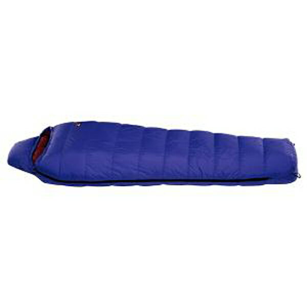 NANGA(ナンガ) ダウンバッグ750STD/CBL/レギュラー DB27ブルー シュラフ 寝袋 アウトドア用寝具 マミー型 マミーフォーシーズン アウトドアギア