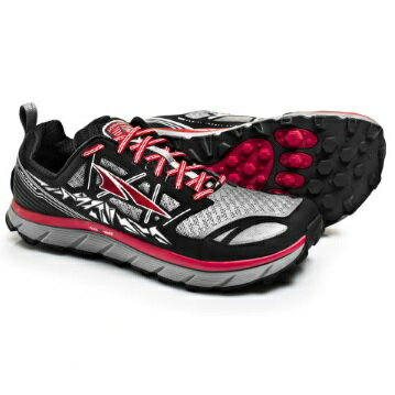 ALTRA(アルトラ) LONEPEAK3.0M(ローンピーク3.0)/ブラック/レッド/US10 A1653-1-100ブーツ 靴 トレッキング アウトドアスポーツシューズ トレイルランシューズ アウトドアギア