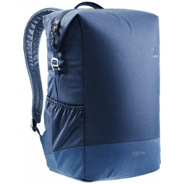 deuter(ドイター) ビスタ スポット ミッドナイト D3811219-3003男女兼用 ブルー リュック バックパック バッグ デイパック デイパック アウトドアギア