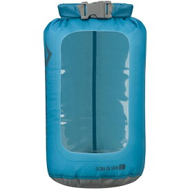 SEA TO SUMMIT(シートゥーサミット) ウルトラシル ビュー ドライサック/ブルー/2L ST83022ブルー ダイビングバッグ シュノーケリング ダイビング 防水バッグ・マップケース ドライバッグ アウトドアギア