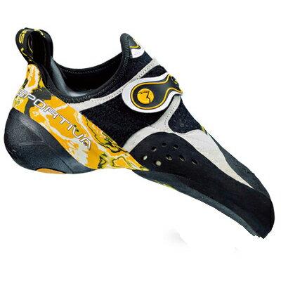 LA SPORTIVA(ラ・スポルティバ) ソリューション/WY/36.5 CL199ブーツ 靴 トレッキング トレッキングシューズ クライミング用 アウトドアギア