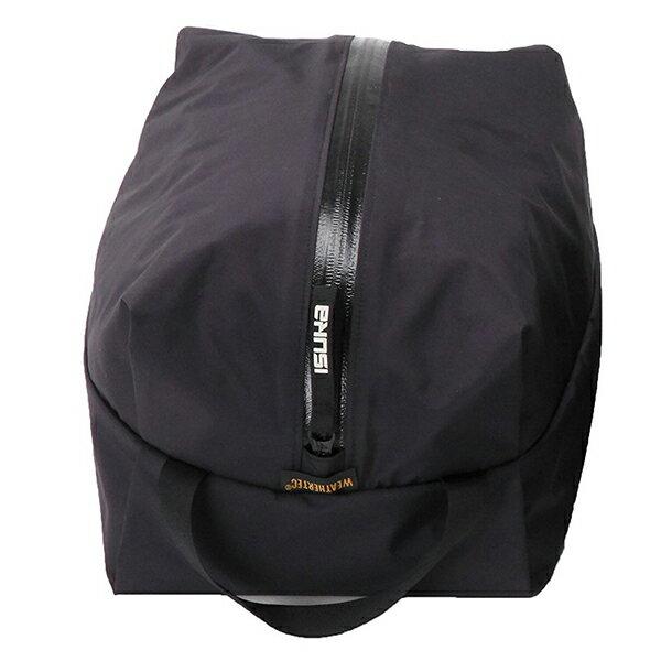 ISUKA(イスカ) ウェザーテック ポーチ 7/ブラック 364901ブラック 衣類収納ボックス 収納用品 生活雑貨 ポーチ、小物バッグ ポーチ、小物バッグ アウトドアギア