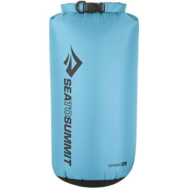 SEA TO SUMMIT(シートゥーサミット) ライトウェイト70D ドライサック/ブルー/13L ST83035ブルー ライトウェイト70D ドライサック バッグ アウトドア アウトドア 防水バッグ・マップケース ドライバッグ アウトドアギア