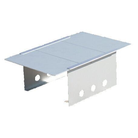 DUNLOP(ダンロップ) コンパクトテーブルアルミ BHS102テーブル レジャーシート ローテーブル アウトドアギア