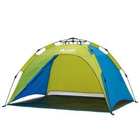 OUTDOOR LOGOS(ロゴス) Q-TOP フルシェード 200 71600503グリーン テント タープ ポップアンド式サンシェード ポップアンド式サンシェード アウトドアギア