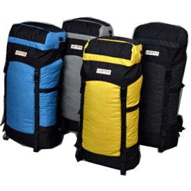 Ripen(ライペン アライテント) グランクロワール・スパイダロン/グレー/レギュラー GC-G-Rアウトドアギア トレッキング50 トレッキングパック バッグ バックパック リュック グレー おうちキャンプ ベランピング
