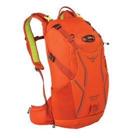 OSPREY(オスプレー) ジーロット 15/アトミックオレンジ/M/L OS56060アウトドアギア 自転車用バッグ バッグ バックパック リュック オレンジ 男性用 おうちキャンプ ベランピング