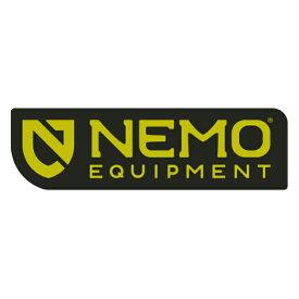 【楽天カード決済限定!ポイント最大11倍!】NEMO(ニーモ・イクイップメント) NEMO ロゴステッカー NM-AC-ST4アウトドアギア スキー スノーボード用アクセサリー ステッカー おうちキャンプ ベランピング