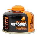 JETBOIL(ジェットボイル) JB.ジェットパワー100G 1824332燃料 アウトドア アウトドア ガス レギュラー アウトドアギア