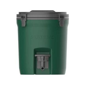 STANLEY(スタンレー) ウォータージャグ7.5L/グリーン 01938-004アウトドアギア アウトドア ウォータージャグ グリーン おうちキャンプ ベランピング
