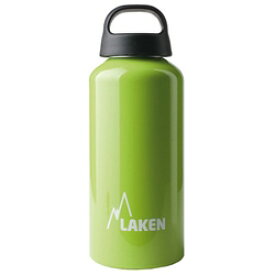 LAKEN(ラーケン) クラシック 0.6L アップルグリーン PL-31VMアウトドアギア アルミボトル 水筒 マグボトル おうちキャンプ