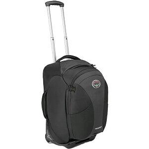 OSPREY(オスプレー) メリディアン60(22インチ)/メタルグレー OS55002003アウトドアギア キャスターバッグ トラベル・ビジネスバッグ スーツケース キャリーバッグ グレー おうちキャンプ ベランピ