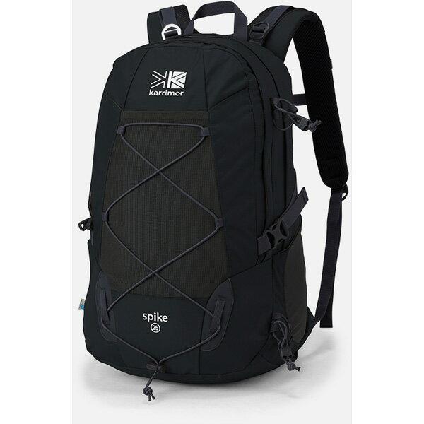 karrimor(カリマー) スパイク 25/ブラック 58412ブラック リュックサック スポーツバッグ アクセサリー トレッキングパック トレッキング20 アウトドアギア