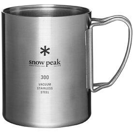 snow peak(スノーピーク) ステンレス真空マグ 300 MG-213カップ キャンプ用食器 アウトドア テーブルウェア テーブルウェア(カップ) アウトドアギア