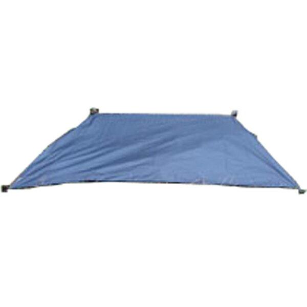 Ripen(ライペン アライテント) ONI DOME2(オニドーム2)用アンダーシート 0339600グレー テントマット グランドシート テントアクセサリー グランドシート・テントマット アウトドアギア