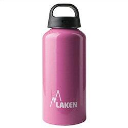 LAKEN(ラーケン) クラシック 0.6L ピンク PL-31マグボトル 水筒 水筒 アルミボトル アウトドアギア
