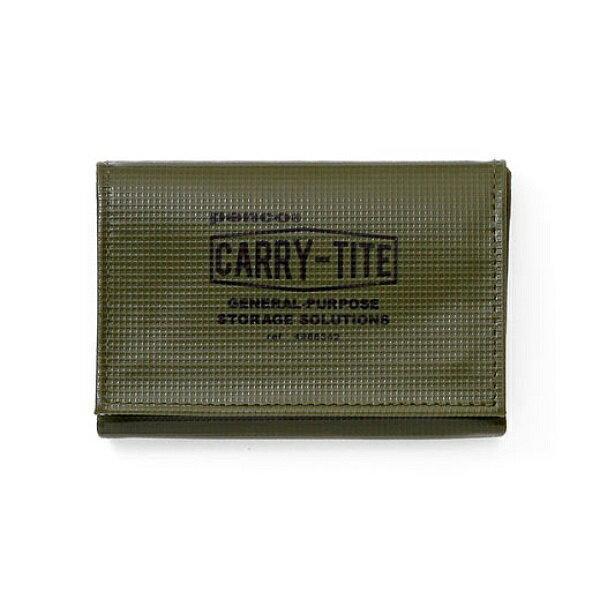 HIGHTIDE(ハイタイド) ペンコ キャリー タイト /S/カーキ GP072ブルー 衣類収納ボックス 収納用品 生活雑貨 ポーチ、小物バッグ ポーチ、小物バッグ アウトドアギア